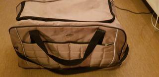 bolso bandolera de viaje