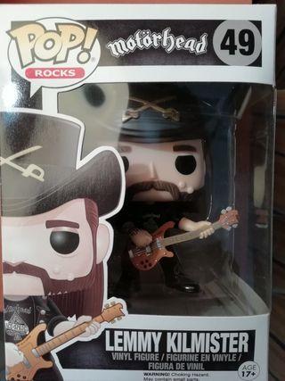 Funko pop Lemmy Kilmister 49