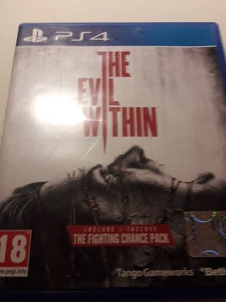 juego pley The evil within