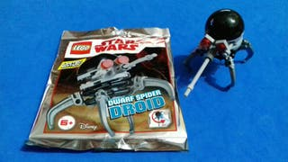 lego Star Wars Dwarf Spider Droid