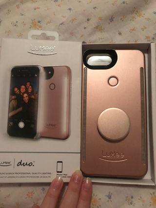 Funda LuMee Case DUO - Iphone 6/7/8 PLUS.