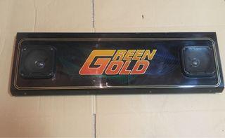 Marquesina Green Gold