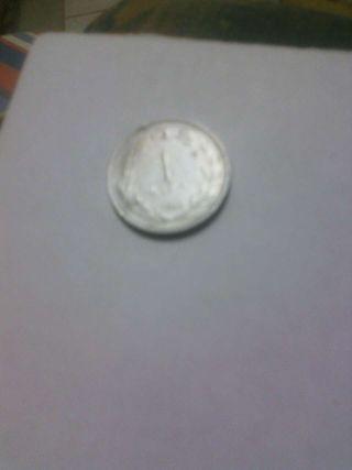 Moneda turca 1966 1€