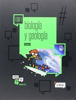 Libro 1º ESO, biología y geología.