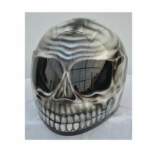 Casco helmet casque Helm kask capacete sholom moto