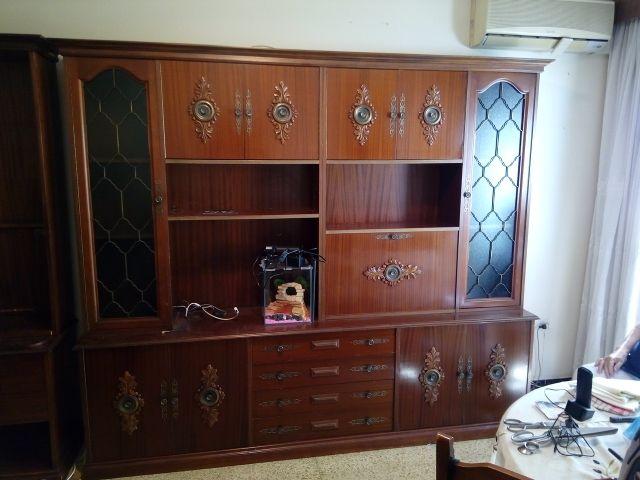 Mueble comedor antiguo de segunda mano por 100 € en Mataró en WALLAPOP