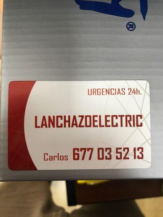Urgencias 24h electricidad, aire