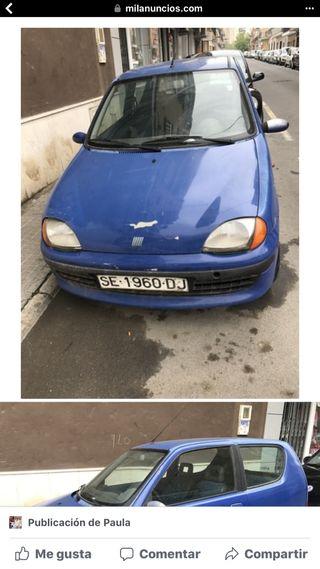 Fiat Seicento 1.1 gasolina