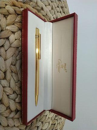 Bolígrafo Must de Cartier