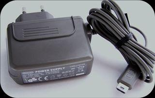 adaptador de corriente nintendo dsi