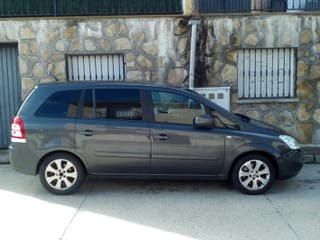 Opel Zafira 2010 1.7 16v 110 cv. Diesel
