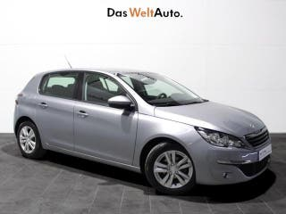 Peugeot 308 1.6 HDi Nuevo 308 Active FAP 68kW (92CV)