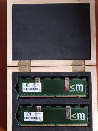Memoria ram DDR2 800Mhz