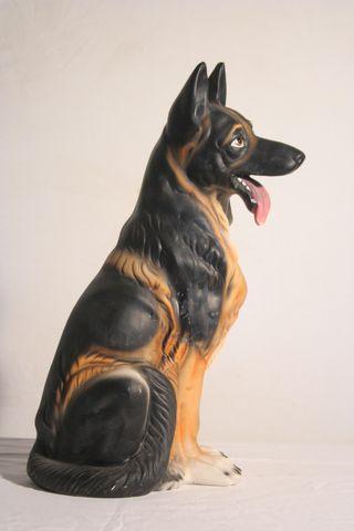 Perro ceramica 50cm