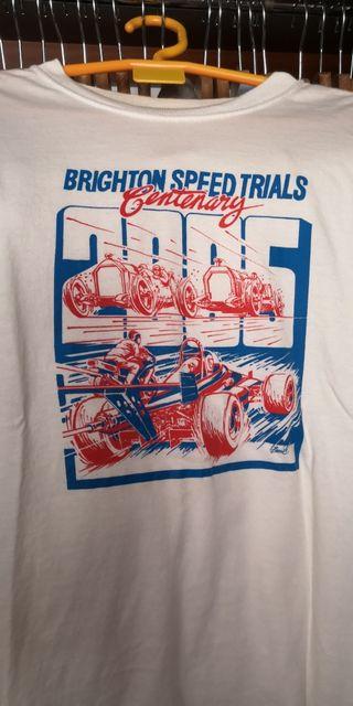 Camiseta Brighton Speed Trials Racing