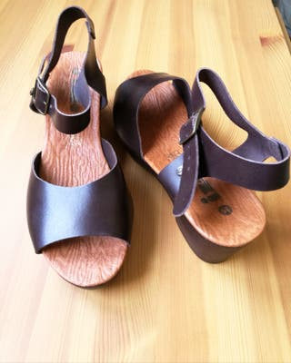 Talla 12 Parets Mujer € Zapatos Marca En 39 Segunda Ixoo De Mano Por Yb7gmIf6yv