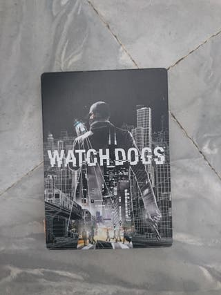 juego ps4 watch dogs
