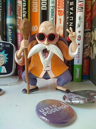figura Muten Roshi Dragon Ball