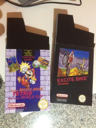 Cajas Nintendo