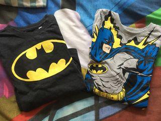 Camisetas batman niño
