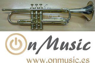 Trompeta FE Olds Studio año 1.952