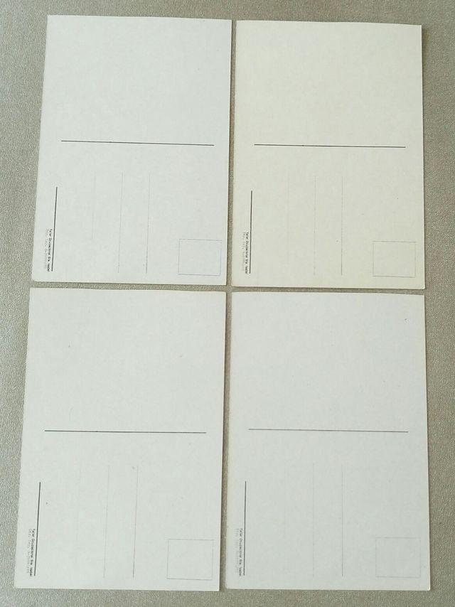 1985 Lote Postal Cuadros Goya
