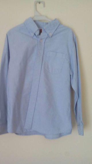 Camisa niño. Talla 10