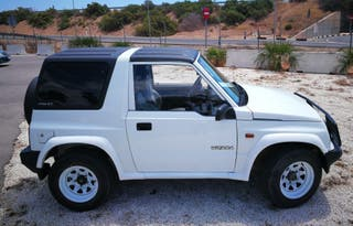 Suzuki Vitara 4x4 Descapotable