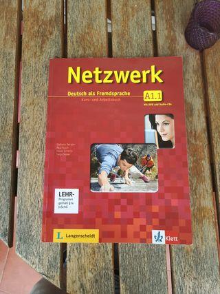 Netzwerk A1.1 libro alemán