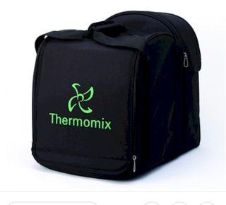 bolsa transporte thermomix y libros