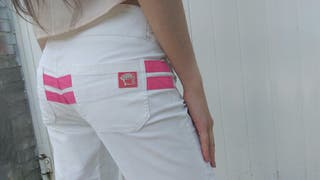 Pantalones Originales Versace Sport