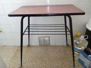 Mesa auxiliar cocina de segunda mano - wallapop