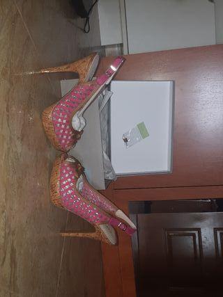 zapatos nuevos 38