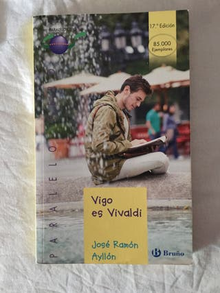 Libro: VIGO ES VIVALDI