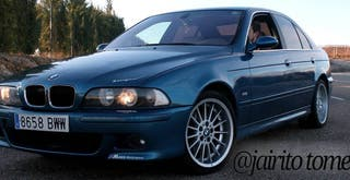 bmw e39 525d Aut. pack M
