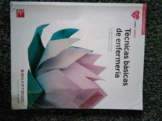 libros auxiliar enfermería