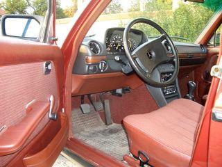 Mercedes-Benz 300 DIESEL 123 1983-88 CV