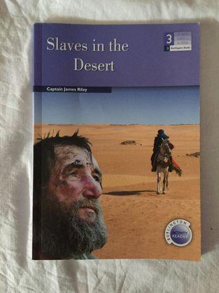 Libro: SLAVES IN THE DESERT
