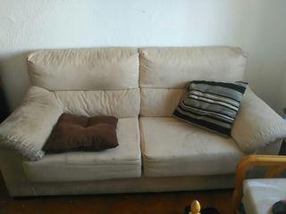 sofá y sillón