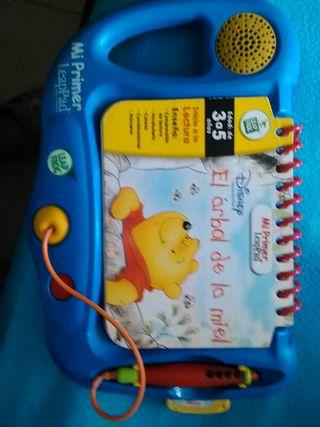 Juego para niños aprender a leer