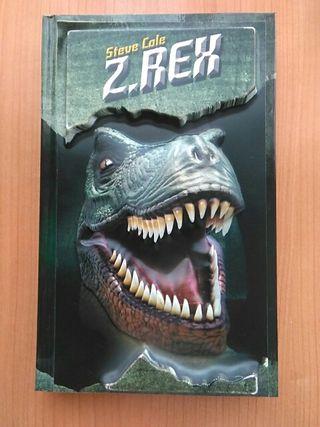 libro juvenil Z.Rex