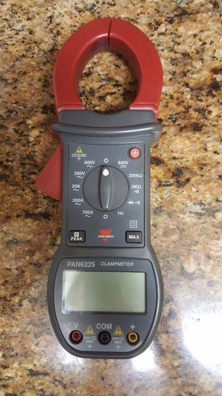 Pinza amperimétrica digital pan 6225