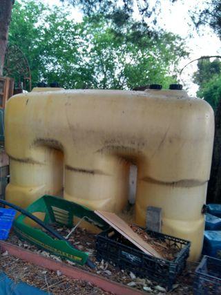 Depósito gasoil 2000 litros