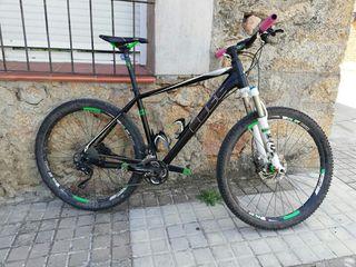 Bicicleta cube Ltd sl