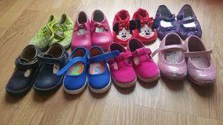OFERTA 10 pares zapatos talla 19-20