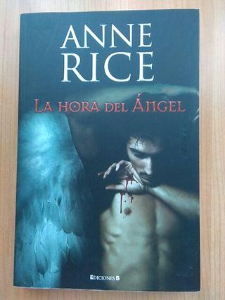 Anne Rice, La hora del Ángel.