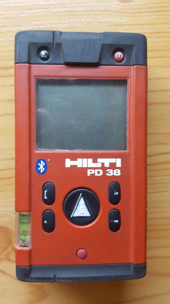 Metro Laser Hilti Pd38 De Segunda Mano Por 65 En Barcelona En