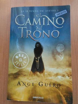 Libro juvenil. El Camino del Trono.