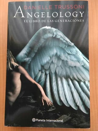 Angelology. Danielle Trussoni, libro