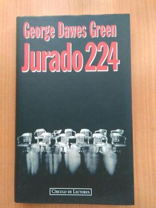 Jurado 224. George Dawes Green.